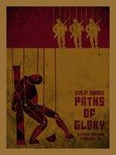 Image of Paths Of Glory Silkscreen Poster