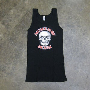 Image of Museum Of Death Hollywood Logo (Black) - Beater