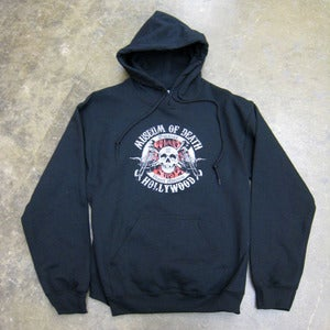 Image of Bikers With Skull - Hoodie
