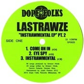 Image of LASTRAWZE &quot;THE INSTRAWMENTAL EP&quot; PART 2 ***SOLD OUT***