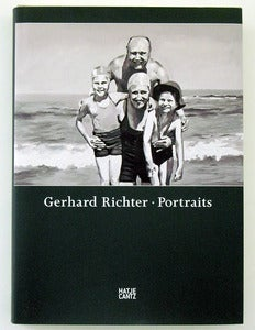 Image of Portraits by Gerhard Richter