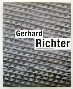 Image of Catalogue Raisonné 1993-2004 by Gerhard Richter