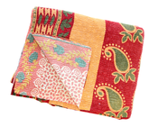 Image of Vintage Kantha Throw | Bhargava