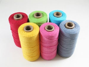 Image of Solid Coloured Bakers Twine