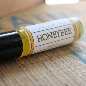 Image of Honeybee Perfume Oil