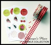 Image of Bianca Summer Mini Collection - Washi Tape & Rourke's Rounds