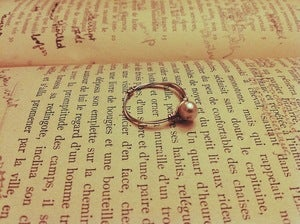 Image of Little Pearl Ring