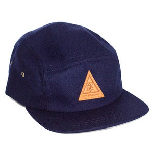 Image of Midnight Navy 5 Panel