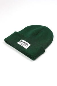 Image of The Dark Green Beanie