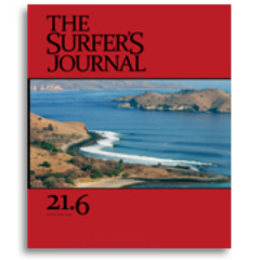 Image of The Surfer's Journal 21.6 (current issue)