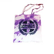 Image of Purple Tie Tote