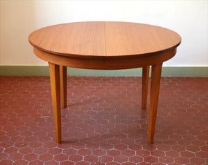 Image of TABLE DE SALLE  MANGER SCANDINAVE REF.1211