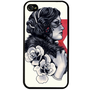 "Image of ""Widow"" Phone Cover"