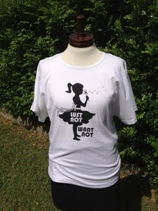Image of Lusty Tee, Organic Cotton