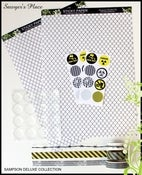 Image of Sampson Deluxe Collection - Sticky Paper, Washi Tape (3 rolls), Rourke's Rounds & Epoxy Dots