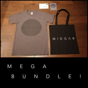 Image of Mega Bundle!! - T-Shirt, CD & BAG!!