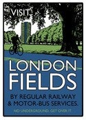 Image of Beyond Thrilled<br>London Fields (Blue)