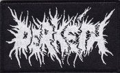 Image of Derketa - Embroidered Logo Patch