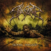 "Image of SKINEATER ""Dermal Harvest"" Jewel Case CD"