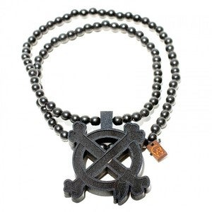 Image of IN4M - GOODWOOD NYC CROSSBONES NECKLACE
