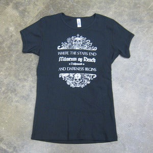 Image of Where The Stars End - Girly Tee