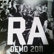 "Image of RA ""Demo 2011"" 7"" 2nd press!"