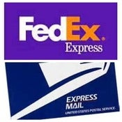 Image of EXPRESS PROCESSING AND SHIPPING (FEDEX &amp; USPS)