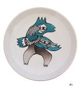 Image of FABELS FEELING BLUE // PLATE