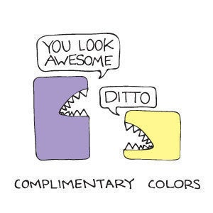 Image of Complimentary Colors