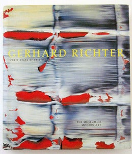 Image of Forty Years of Painting by Gerhard Richter