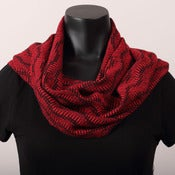 Image of Red Hot Curves Scarf