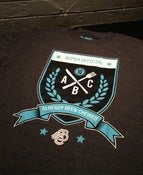 Image of ABC Super Official Crest - Tiffany Blue/Grey