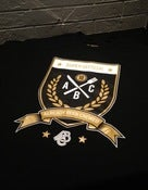 Image of ABC Super Official Crest - Gold/Black