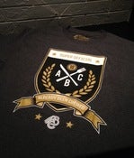 Image of ABC Super Official Crest - Gold/Grey