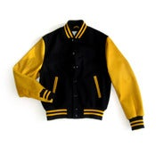 Golden Bear Contemporary Fit Varsity - Navy/Gold