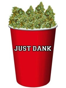 Image of PLATINUM OG PARTY CUP POSTER