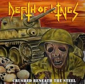 Image of Crushed Beneath the Steel EP CD