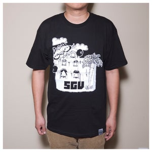 Image of Save The Panduhs x SGV collaboration t-shirt