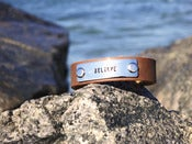 Image of Believe Warrior Training Bracelet