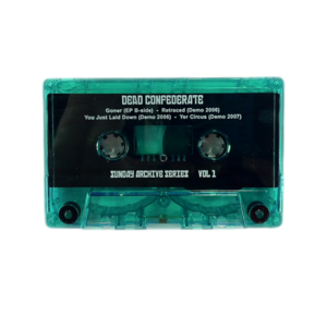 Image of Sunday Archive Vol. 1 - Cassette - Ships Free w/ Other Items!