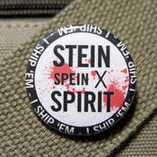 Image of Stein X Spirit OTP ship button Spein
