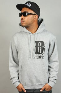 Image of Legion Davis Hoodie Grey