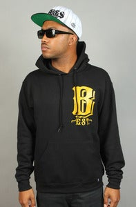 Image of Legion Davis Hoodie in Black
