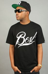 Image of Best Davis Tee Black