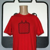 Image of Red Mouse Mob T-Shirt - ADULT
