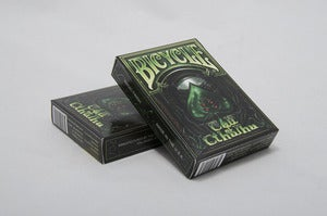 Image of Cthulhu Playing Cards