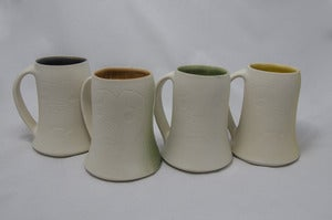 Image of Bear Steins by Sea Bear Pots