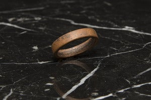 Image of Handmade Copper Rings