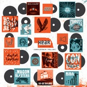 "Image of ""Hear Nebraska: Vol. 1"" (limited-edition compilation CD)"