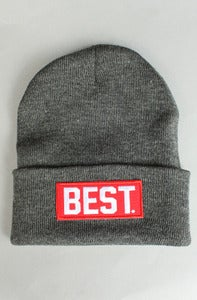 Image of BEST Beanie Gray